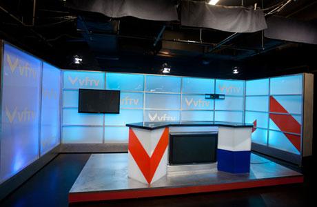stage amp set design movie sets news sets theater sets